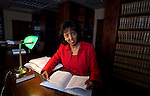 Judge Nina Asheuafi Richardson in Tallahassee October 20, 2008.