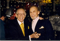 Sid Caesar & Milton Berle 1999 By Jonathan Green