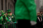 252nd annual St. Patrick's Day Parade in New York City