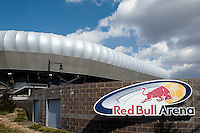 Red Bull Arena prior to a Major League Soccer (MLS) match between the New York Red Bulls and the Colorado Rapids at Red Bull Arena in Harrison, NJ, on March 15, 2014.