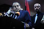 mohamad jibril, conférence de presse du 11 septembre