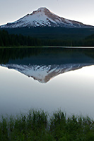 Reflection of Mt. Hood in Trillium Lake