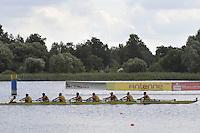 Brandenburg, GERMANY,   B Final AUS BM8+,   2008 FISA U23 World Rowing Championships, Sunday, 20/07/2008, [Mandatory credit: Peter Spurrier Intersport Images].... Rowing Course: Brandenburg, Havel Rowing Course, Brandenburg, GERMANY