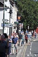 Busy Wallingford Bunkfest 2013.