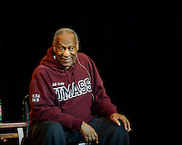 Legendary comedian Bill Cosby performs at The Music Hall in Portsmouth, NH. November, 2012.