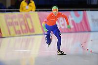 SCHAATSEN: BERLIJN: Sportforum, 06-0812-2013, Essent ISU World Cup, Marrit Leenstra, ©foto Martin de Jong