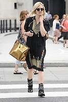 JUL 25 Fearne Cotton at  BBC Radio 1