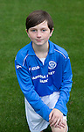 St Johnstone FC Academy U13's<br /> Cooper Smith<br /> Picture by Graeme Hart.<br /> Copyright Perthshire Picture Agency<br /> Tel: 01738 623350  Mobile: 07990 594431