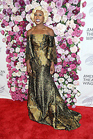 NEW YORK, NY - September26: Cynthia Erivo attends American Theater Wing Honoring Cicely Tyson at 2016 Gala<br /> at the Plaza Hotel  on September 26, 2016 in New York City .  Photo Credit:John Palmer/MediaPunch