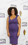 """Rain Pryor in her own play """"Fried Chicken and Latkes"""" at The National Black Theatre Festival with a week of plays, workshops and much more with an opening night gala of dinner, awards presentation followed by Black Stars of the Great White Way followed by a celebrity reception. It is an International Celebration and Reunion of Spirit. (Photo by Sue Coflin/Max Photos)"""