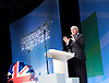 Conservative Party Annual Conference, Manchester, Great Britain <br /> 2nd - 5th October 2011 <br /> <br /> The Right Honourable<br /> Andrew Mitchell <br /> MP<br /> Secretary of State for International Development<br /> <br /> Photograph by Elliott Franks