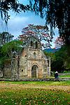 Costa Rica, Ujarras, Province of Cartago, Ruins of the Church of Ujarras, 1693 Iglesia de Nuestra Senora Ruins, Orosi Valley, Spanish Colonial Architecture, Costa Rica's Oldest Church, National Monument