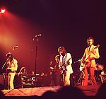 Eric Clapton 1973  Ron Wood, Steve Winwood, Rick Grech, Eric Clapton and Pete Townshend<br />&copy; Chris Walter