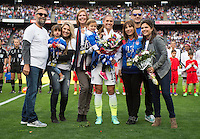 USWNT vs Ireland, January 23, 2016