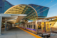 Denver-Denver International Airport-Airport Train Station