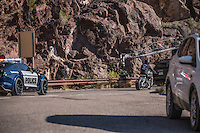 On location of the movie &quot;Transformers 5 The Last Knight&quot; , E7, being filmed near Theodore Roosevelt Dam in Arizona. The film has just started filming and further filming will take place in locations like Detroit, Ireland, Great Britan and Iceland. <br />