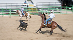Day 3 of the 78th Amador County Fair, Plymouth, Calif.<br /> <br /> Local cattleman's competition--Mattley &amp; Lindsey Dell'Orto