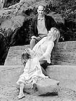 Hanson Family Portraits | San Francisco Botanical Garden Golden Gate Park