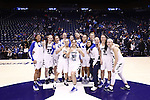 16-17 BYU Women's Basketball vs Gonzaga