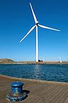 Wind Turbine, Blyth, Northumberland, UK