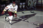 Jimmy Hayes (BC - 10) is announced as a starter. - The Boston College Eagles defeated the visiting University of Massachusetts-Lowell River Hawks 5-3 (EN) on Saturday, January 22, 2011, at Conte Forum in Chestnut Hill, Massachusetts.