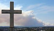 Control Burn in Ozark National Forest