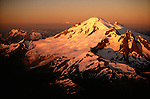Mt. Baker at Sunset, Washington