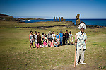 The new king of Rapa Nui seeks independece from Chile by Lorenzo Moscia
