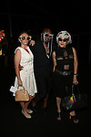 Stylish Maven Crew Wearing Mercury New York City Eyewear After the MBFW Spring 2015 NY Vivienne Tam at Lincoln Center