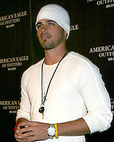 ©2004 KATHY HUTCHINS /HUTCHINS PHOTO.AMERICAN EAGLE OUTFITTERS PARTY.KICKOFF TO BACK TO SCHOOL.HOLLYWOOD, CA.AUGUST 24, 2004..AL SANTOS