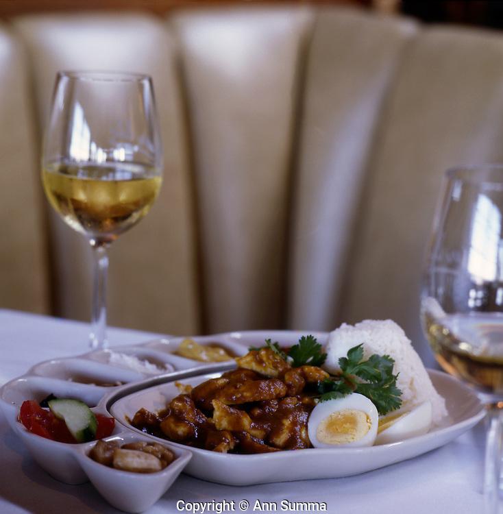 San francisco california trader vics restaurant serves for Asian cuisine san francisco