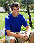 Matthew's Senior Portrait