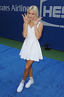FLUSHING NY- AUGUST 27: Zara Larsson attends Arthur Ashe kids day at the USTA Billie Jean King National Tennis Center on August 27, 2016 in Flushing Queens. Photo byMPI04 / MediaPunch
