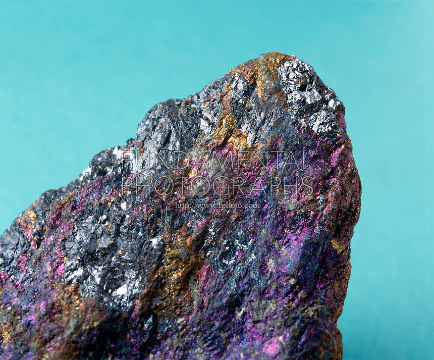 BORNITE: PRIMARY ORE OF COPPER<br />