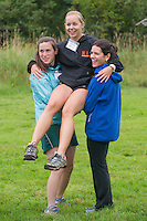 Bryce Bludevich, Sarah Kelso, Tracey LaFonte. Outdoor team building activities. Wilderness medicine.