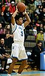 1-5-17, Skyline High School vs Belleville High School boys varsity basketball
