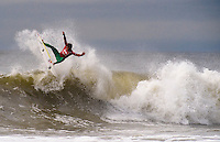 LONG BEACH, NY - SEPTEMBER 8: Julian Wilson (AUS) competes in the 2011 Quiksilver Pro New York, an inaugural ASP World Tour event, on September 8, 2011 in Long Beach, NY. The Association of Surfing Professionals (ASP) World Championship Tour is the premier professional surfing tour with the world's best surfers and the world's best waves.