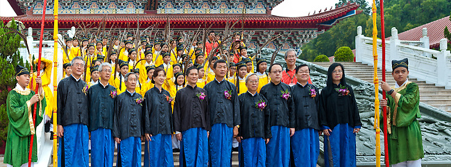 Cishan Confucius Ceremony Cishan District, Kaoshiung , Taiwan