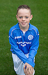 St Johnstone FC Academy U13's<br /> Kyle Burns<br /> Picture by Graeme Hart.<br /> Copyright Perthshire Picture Agency<br /> Tel: 01738 623350  Mobile: 07990 594431