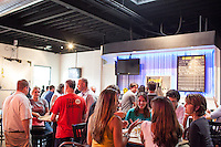 Copyright Justin Cook   July 24, 2013<br /> <br /> Crank Arm Brewery in Raleigh, N.C.