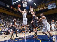 CAL Men's Basketball vs. USC, February 23, 2014