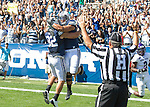 C30C6991..2012 FTB vs Weber State University..BYU - 45.Weber State - 6. .Photo by Jonathan Hardy/BYU..September 8, 2012..© BYU PHOTO 2012.All Rights Reserved.photo@byu.edu  (801)422-7322