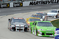 30 March - 1 April, 2012, Martinsville, Virginia USA.Jamie McMurray, Brian Vickers.(c)2012, Scott LePage.LAT Photo USA