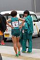 (L-R) Yoko Shibui, Reiko Tosa (Mitsui Sumitomo Kaijo), NOVEMBER 3, 2011 - Ekiden : East Japan Industrial Women's Ekiden Race at Saitama, Japan. (Photo by Toshihiro Kitagawa/AFLO)