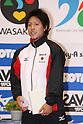 Shotaro Sugiura (JPN), JULY 8, 2011 - Tumbling : 2011 FIG Tumbling World Cup Series Kawasaki Men's Tumbling Qualifications at Todoroki Arena, Kanagawa, Japan. (Photo by YUTAKA/AFLO SPORT) [1040]