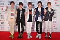 SHINee, June 25, 2011 : MTV VIDEO MUSIC AID JAPAN 2011 ..at Makuhari messe in Chiba, Japan. ..(Photo by Yusuke Nakanishi/AFLO) [1090]
