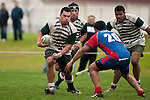 Counties Manukau Premier Club Rugby game between Manurewa and Ardmore Marist played at Mountfort Park, Manurewa on Saturday June 19th 2010..Manurewa won the game 27 - 10 after leading 15 - 5 at halftime.
