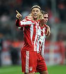 Fussball Bundesliga 2010/11, 10. Spieltag: FC Bayern Muenchen - SC Freiburg