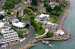 Cowes Week Royal Yacht Squadron Photographs of the Isle of Wight by photographer Patrick Eden