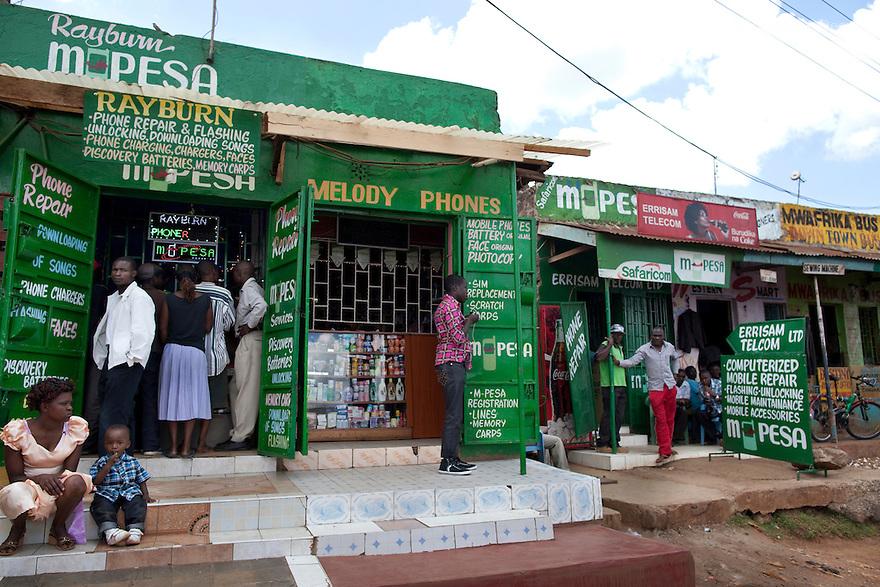 M pesa mobile phone money transfer service in kenya - Kenay home outlet ...